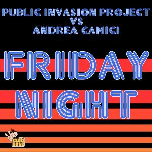 Andrea Camici, Public Invasion Project 歌手頭像