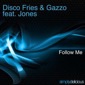 Disco Fries, Gazzo feat. Jones 歌手頭像