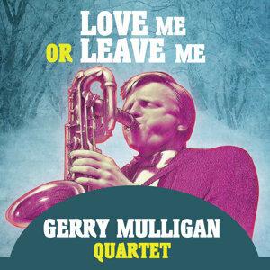 Gerry Mulligan Quartet (傑瑞穆勒根四重奏)