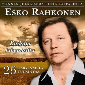 Esko Rahkonen 歌手頭像