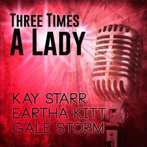 Kay Starr|Eartha Kitt|Gale Storm 歌手頭像