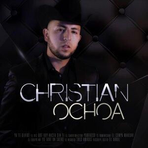 Christian Ochoa 歌手頭像