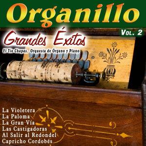 El Tío Chapas|Orquesta de Órgano y Piano 歌手頭像