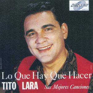 Tito Lara 歌手頭像