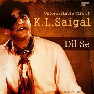 K. L. Saigal 歌手頭像