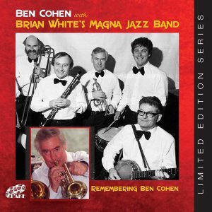 Ben Cohen with Brian White's Magna Jazz Band 歌手頭像