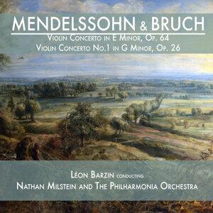 Léon Barzin & The Philharmonia Orchestra 歌手頭像