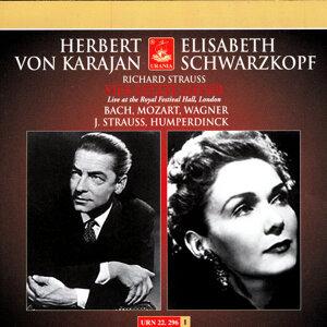 Herbert von Karajan  Elisabeth Schwarzkopf 歌手頭像