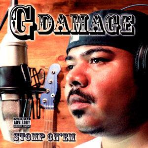 G Damage 歌手頭像