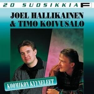Joel Hallikainen ja Timo Koivusalo 歌手頭像