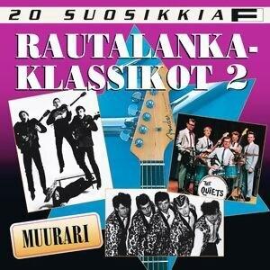 20 Suosikkia / Rautalankaklassikot / Muurari 歌手頭像