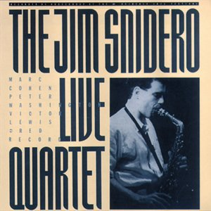 The Jim Snidero Live Quartet 歌手頭像