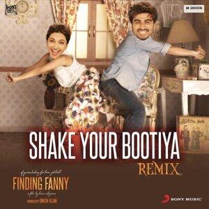 Sachin Jigar & Divya Kumar 歌手頭像