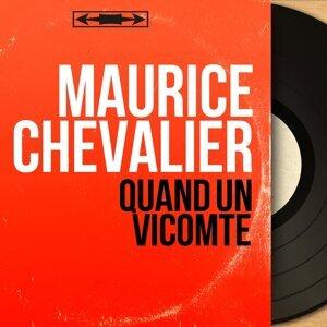 Maurice Chevalier (墨利斯‧雪彿萊) 歌手頭像
