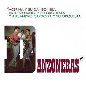 Acerina y Su Danzonera, Arturo Núñez y Su Orquesta y Alejandro Cardona y Su Orquesta 歌手頭像