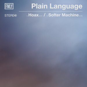 Plain Language 歌手頭像