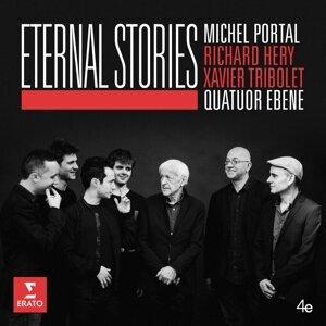 Quatuor Ébène (艾班弦樂四重奏) 歌手頭像