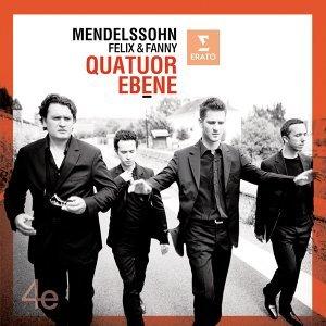 Quatuor Ébène (艾班弦樂四重奏)
