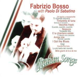 Fabrizio Bosso 歌手頭像