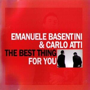 Emanuele Basentini, Carlo Atti 歌手頭像