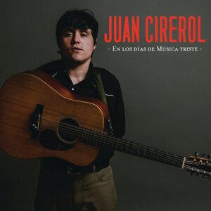 Juan Cirerol 歌手頭像
