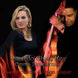 Ricardo Gipsy Key, Emma Zimmerman 歌手頭像