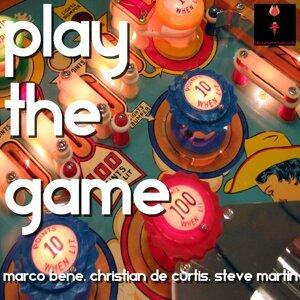 Marco Bene, Christian de Curtis, Steve Martin 歌手頭像