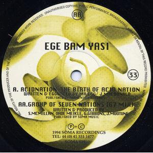 Ege bam yasi 歌手頭像