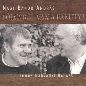 Nagy Bandó András 歌手頭像