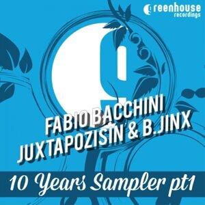 Fabio Bacchini, Juxtapozishin, B.Jinx 歌手頭像