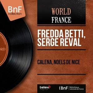 Fredda Betti, Serge Reval 歌手頭像