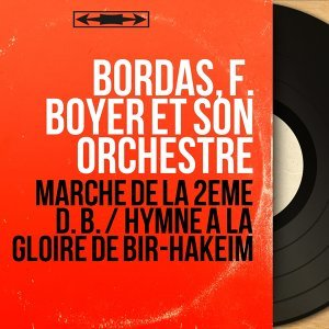 Bordas, F. Boyer et son orchestre 歌手頭像