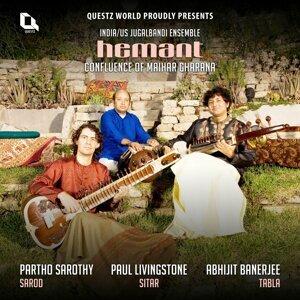 Partho Sarothy, Paul Livingstone, Abhijit Banerjee 歌手頭像