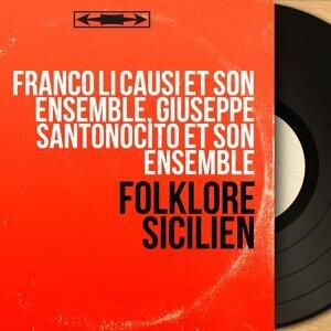 Franco Li Causi et son ensemble, Giuseppe Santonocito et son ensemble 歌手頭像