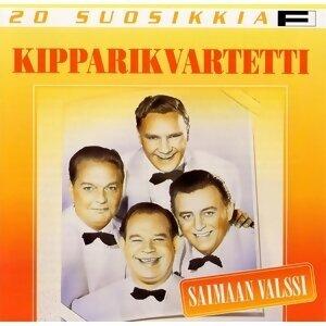 Kipparikvartetti 歌手頭像