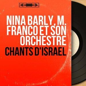 Nina Barly, M. Franco et son orchestre 歌手頭像