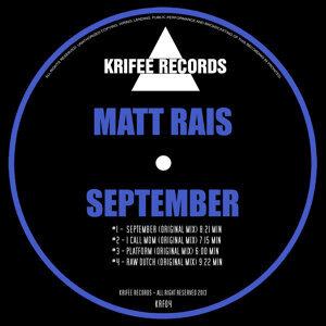 Matt Rais 歌手頭像