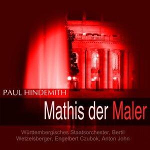 Württembergisches Staatsorchester, Bertil Wetzelsberger, Engelbert Czubok, Anton John 歌手頭像