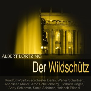 Rundfunk-Sinfonieorchester Berlin, Walter Schartner, Anneliese Müller, Arno Schellenberg 歌手頭像