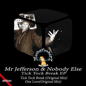 Mr Jefferson, Nobody Else 歌手頭像