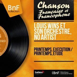 Louis Wins et son orchestre, No Artist 歌手頭像