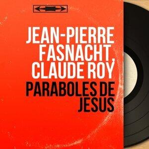 Jean-Pierre Fasnacht, Claude Roy 歌手頭像