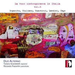 Duo Alterno, Riccardo Piacentini, Tiziana Scandaletti 歌手頭像