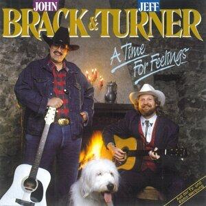 John Brack, Jeff Turner 歌手頭像