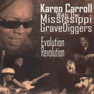 Karen Carroll, The Mississippi Grave Diggers 歌手頭像
