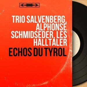 Trio Salvenberg, Alphonse Schmidseder, Les Halltaler 歌手頭像