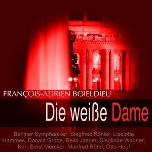 Berliner Symphoniker, Siegfried Köhler, Liselotte Hammes, Donald Grobe, Bella Jasper, Sieglinde Wagner, Karl-Ernst Mercker, Manfred Röhrl, Otto Hopf 歌手頭像