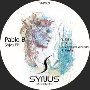 Pablo B. 歌手頭像