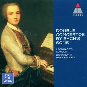 Gustav Leonhardt, Leonhardt-Consort and Concentus musicus Wien 歌手頭像