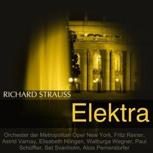 Orchester der Metropolitan Oper New York, Fritz Reiner, Astrid Varnay 歌手頭像